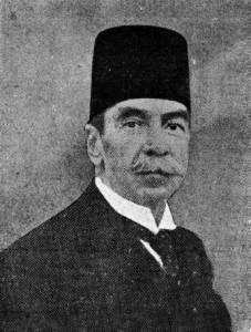 أحمد تيمور باشا - كتاب لعب العرب