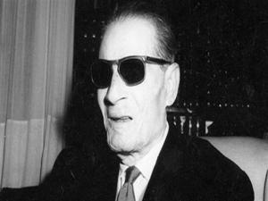 الدكتور طه حسين