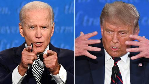الانتخابات الأمريكية - ترامب وبايدن